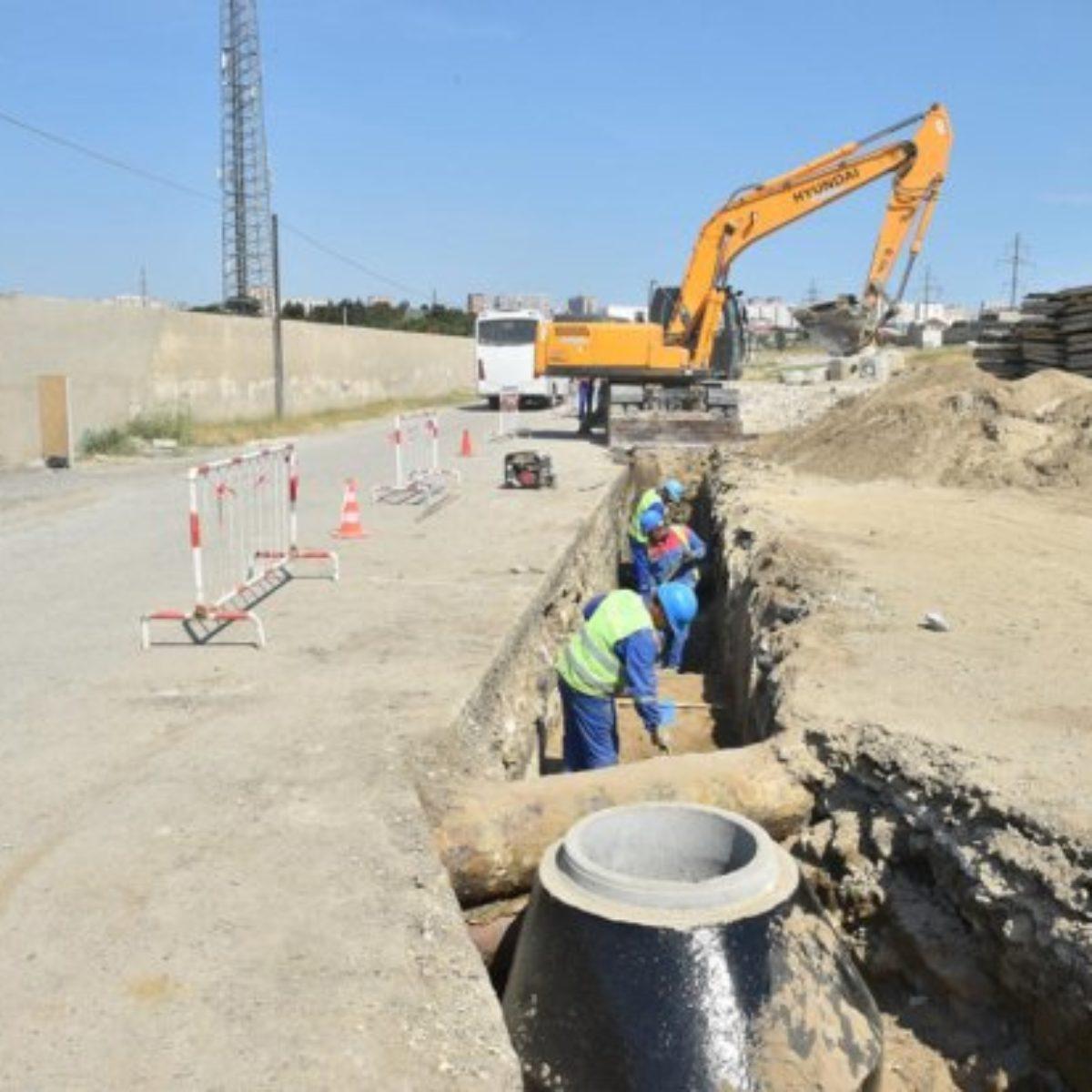 Boyuk Shor Lake Project